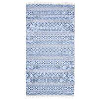 Linum Home Textiles Sea Breeze Pestemal Beach Towel