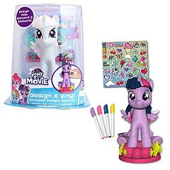 My Little Pony The Movie Princess Twilight Sparkle Design-a-Vinyl Kit