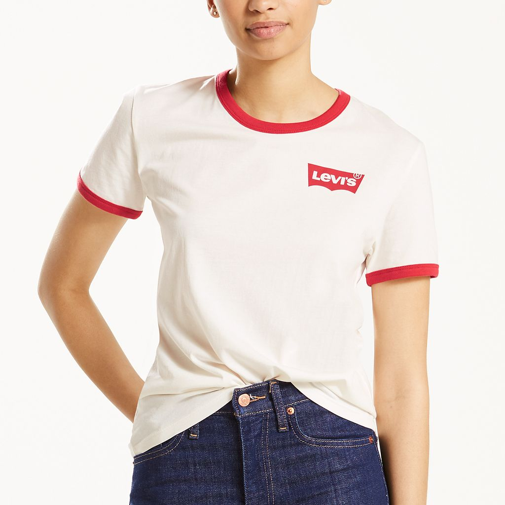 Women's Levi's® Logo Graphic Tee