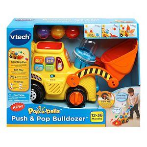 VTech Poppables Bulldozer