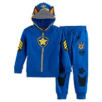 Boys 4-7 Paw Patrol 2-pc. Chase Hoodie & Pants Set