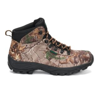 Itasca Dexterity Real Tree Camouflage Men's Waterproof Hiking Boots