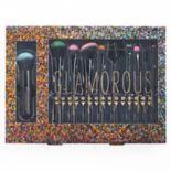 Simple Pleasures Just Glam 10 pc Brush Set