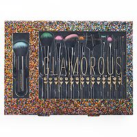 Simple Pleasures Just Glam 10-pc. Brush Set