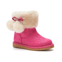 Jumping Beans Coco Toddler Girls' Casual Boots