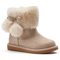 Jumping Beans® Coco Toddler Girls' Casual Boots