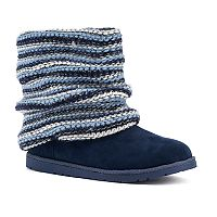 SO® Liana Girls' Sweater Boots