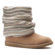 SO® Liana Girls' Sweater Boots