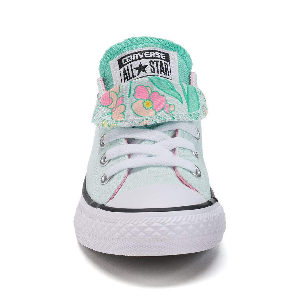 Kid's Converse Chuck Taylor All Star Print Double-Tongue Shoes