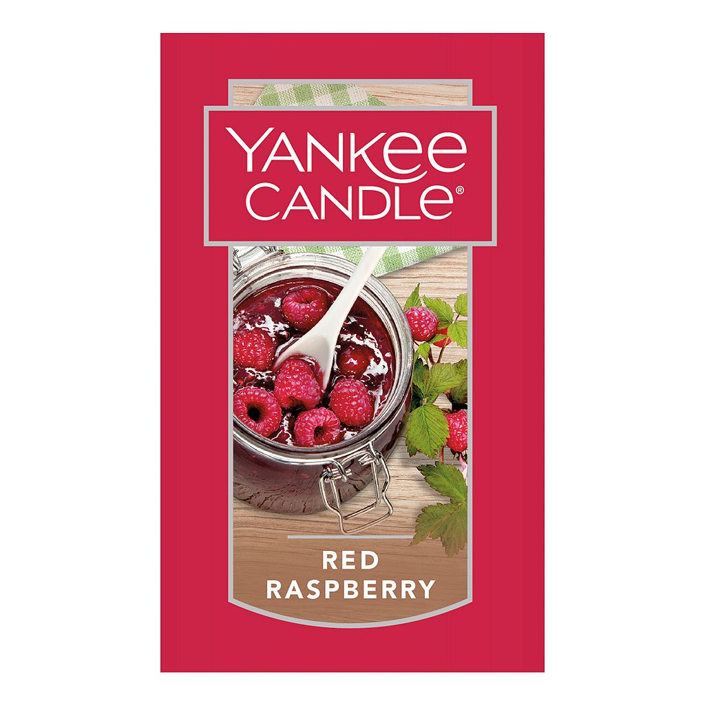 Yankee Candle Red Raspberry 22-oz. Candle Jar