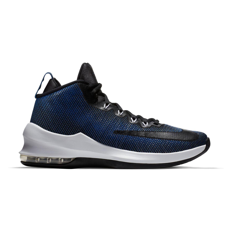 Nike Air Max Infuriate Mid Men\u0027s Basketball Shoes