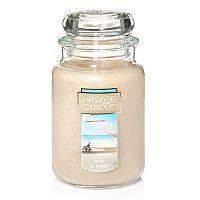 Yankee Candle Sun & Sand 22-oz. Candle Jar