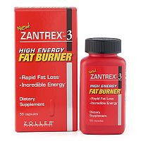 Zantrex-3 High Energy Fat Burner - 56 ct.