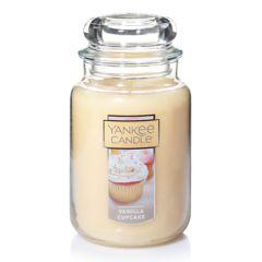 Yankee Candle Vanilla Cupcake 22-oz. Candle Jar