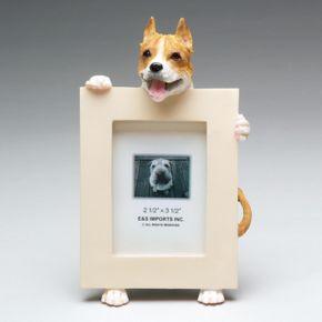 """Pit Bull Dog 2.5"""" x 3.5"""" Frame"""