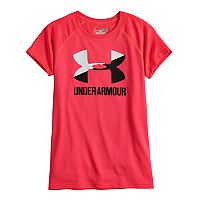 Girls 7-16 Under Armour Big Logo Tee