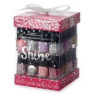 Simple Pleasures Shine 14 pc Nail Polish Collection