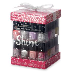 Simple Pleasures Shine 14-pc. Nail Polish Collection