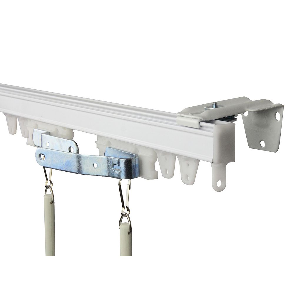 Rod Desyne Commercial Wall or Ceiling Curtain Track Kit