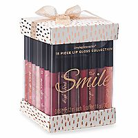 Simple Pleasures Smile 15-pc. Lip Gloss Collection