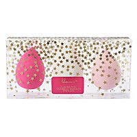 Lila Grace 3-pc. Cosmetic Blender Sponge Set