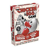The Chicken or the Egg? Game by Pressman Toy