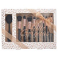Simple Pleasures Hello Gorgeous 10-pc. Brush Set