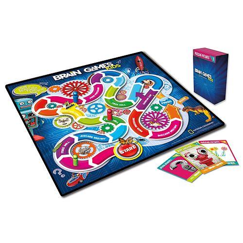 Brain Games Kids! by Buffalo Games