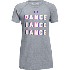 Girls 7-16 Under Armour 'Dance Dance Dance' Tee