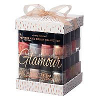 Simple Pleasures Glamour 14 pc Nail Polish Collection