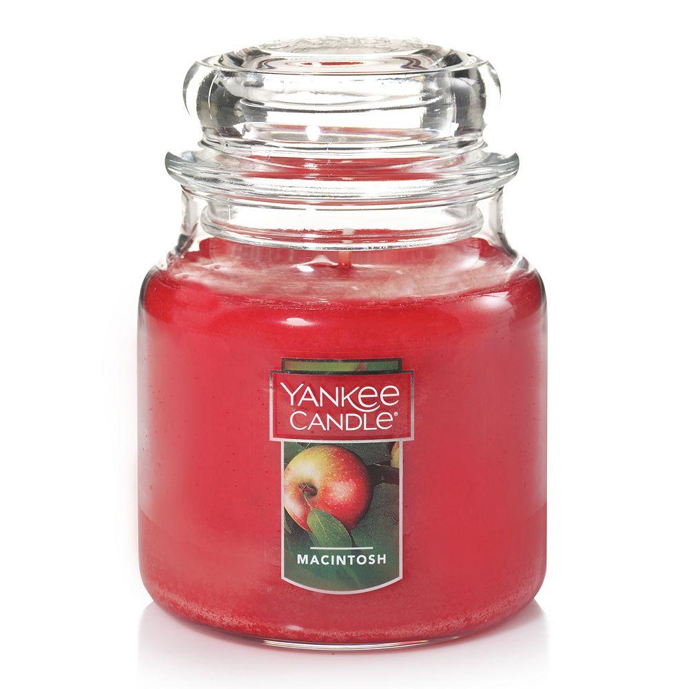 Yankee Candle Macintosh 14.5-oz. Candle Jar