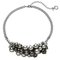 Simply Vera Vera Wang Graduated Bead Necklace