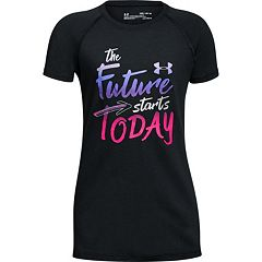 Girls 7-16 Under Armour 'The Future Starts Today' Tee