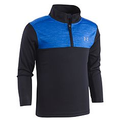 Boys 4-7 Under Armour Colorblock 1/4-Zip Pullover