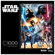 Star Wars The Circle Is Now Complete 1000 pc Puzzle by Buffalo Games