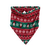 Pet Jammies For Your Families Santa Fairisle Handkerchief