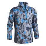 Boys 4-7 Under Armour Camouflaged 1/4-Zip Pullover