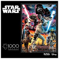 Star Wars You'll Find I'm Full Of Surprises 1000 pc Puzzle by Buffalo Games