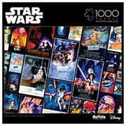 Star Wars Original Trilogy Posters 1000 pc Puzzle by Buffalo Games