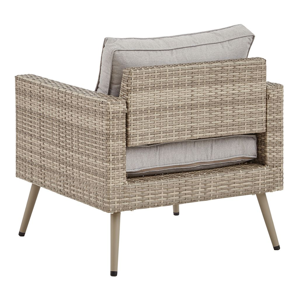 INK+IVY Avery Patio Arm Chair