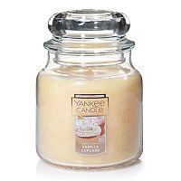Yankee Candle Vanilla Cupcake 14.5-oz. Candle Jar