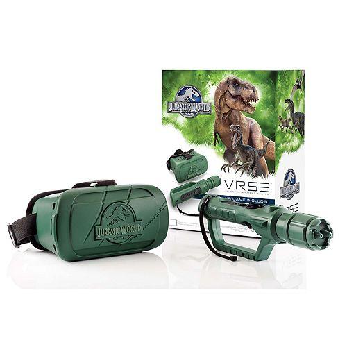 Skyrocket Jurassic World VRSE Virtual Reality Game