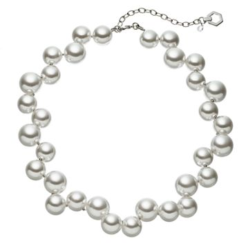 Simply Vera Vera Wang Simulated Pearl Necklace