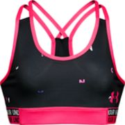 Girls 7-16 Under Armour HeatGear Printed Sports Bra