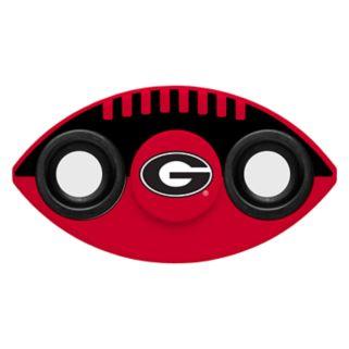 Georgia Bulldogs Diztracto Two-Way Football Fidget Spinner Toy
