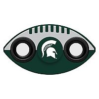 Michigan State Spartans Diztracto Two-Way Football Fidget Spinner Toy