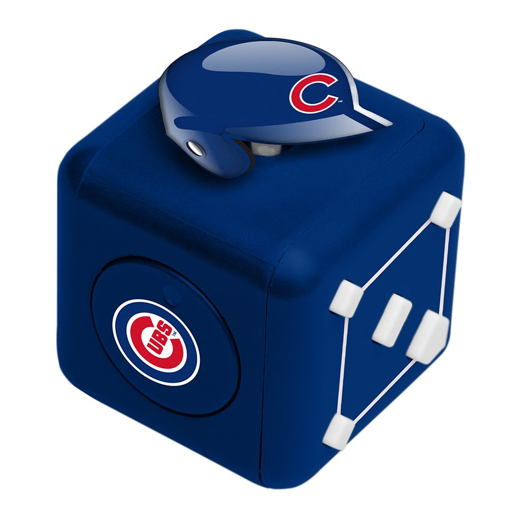 Chicago Cubs Diztracto Fidget Cube Toy
