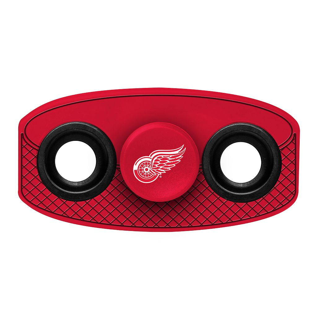 Detroit Red Wings Diztracto Two-Way Fidget Spinner Toy
