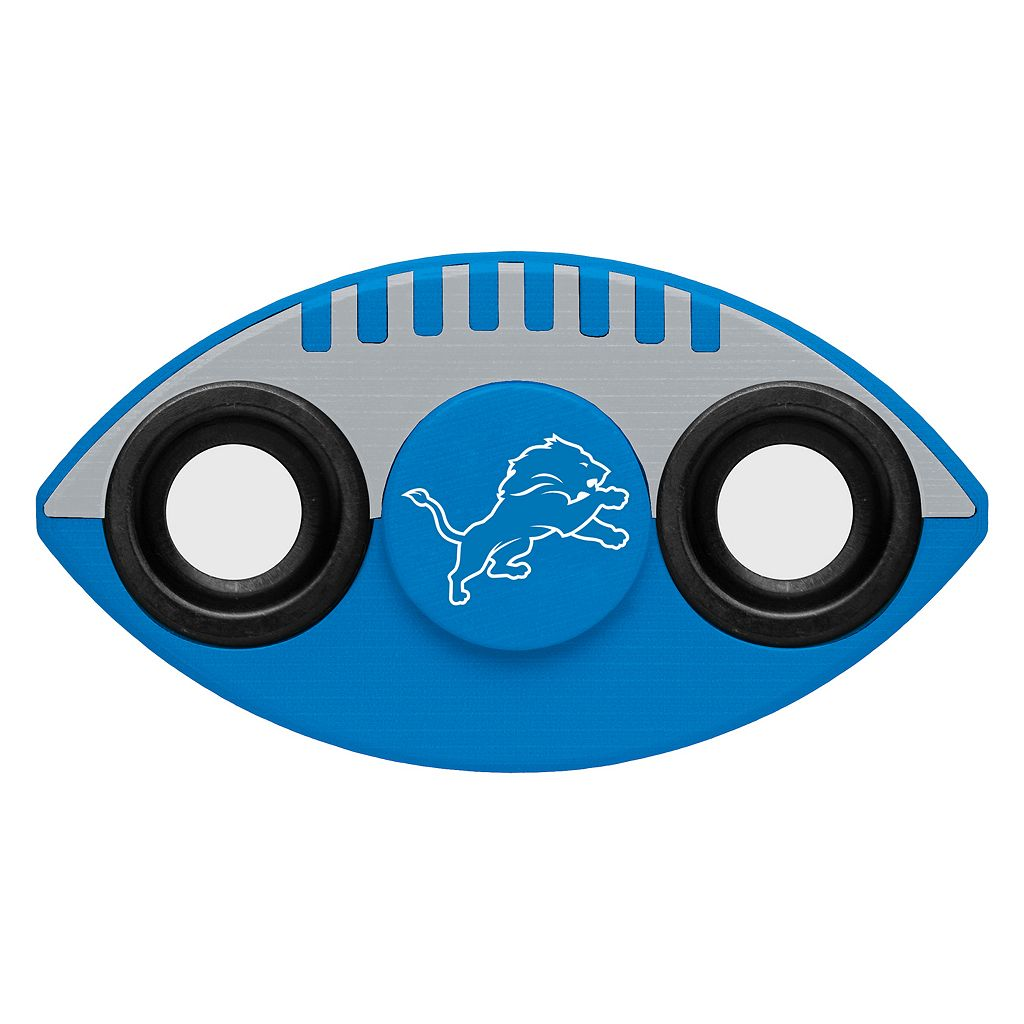 Detroit Lions Diztracto Two-Way Football Fidget Spinner Toy