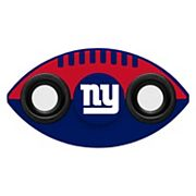 New York Giants Diztracto Two-Way Football Fidget Spinner Toy